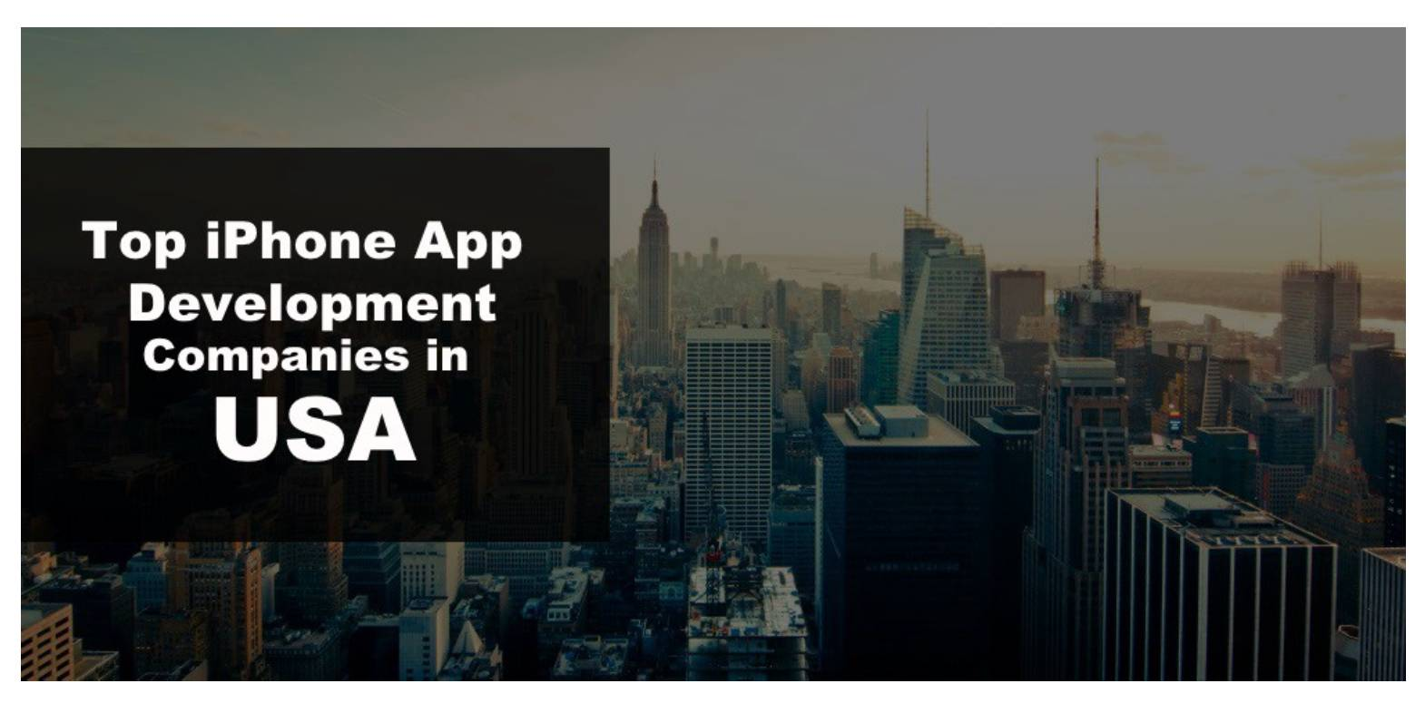 ios app development company usa